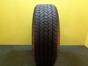 1 Tires Goodyear Wrangler Fortitude Ht 265 70 16 112t 99 life 21973