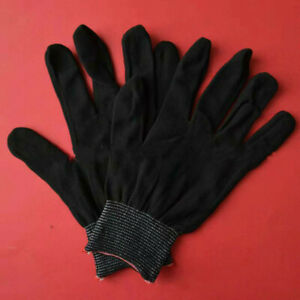 Nylon Gloves For Coin Jewelry Inspection Clean Room