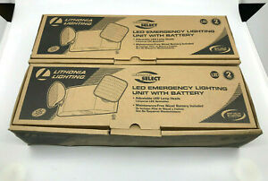 Lithonia Led Emergency Lighting Units Eu2 Led M12