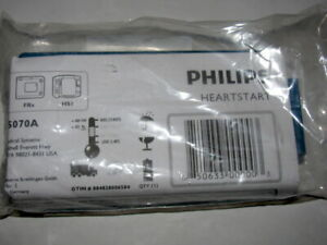 New Philips Heartstart M5070a Aed Defibrillator Battery For Home Onsite Frx