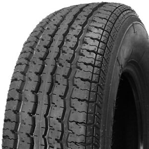 4 New Transeagle St Radial St225 75r15 Load 10 Ply Trailer Tires