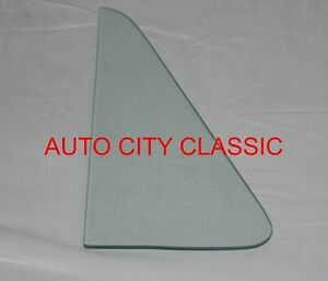 Ford Pickup Vent Glass 1973 1974 1975 1976 1977 1978 1979 Truck Left Side Clear