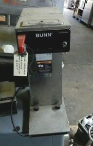 Bunn Automatic Airpot Coffee Brewer With Hot Water Faucet