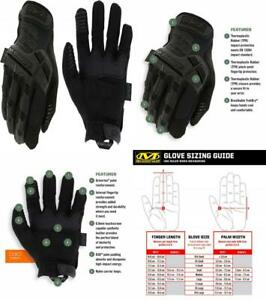 Mechanix Wear M pact Covert Tactical Gloves large Black