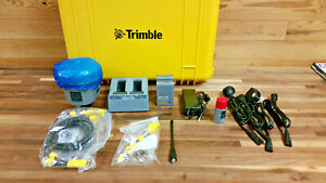 Trimble R10 Gps Gnss Glonass Galileo Beidou Rtk Survey Base Rover Uhf Receiver