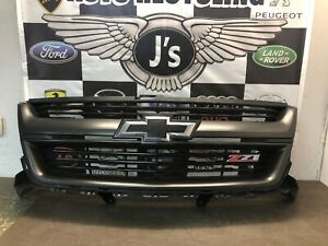 2015 2016 2017 2018 Chevy Colorado Z71 Z 71 Front Grill Used Oem