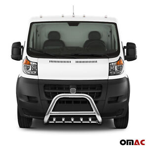 Bull Bar Front Bumper Guard Stainless Steel Fits Ram Promaster 2014 2020
