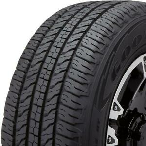 4 New Goodyear Wrangler Fortitude Ht 235 75r15 105t Tires