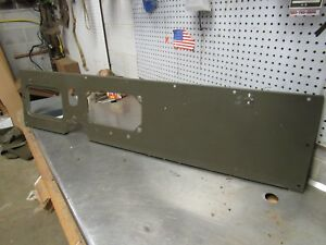 Jeep Willys M38a1 Nos Dash Panel G758 100 Original bb5