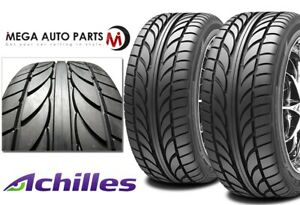 2 New Achilles Atr Sport 225 45zr17 94w Xl High Performance Tires 225 45 17