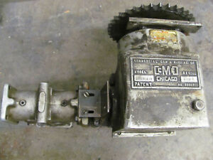Commercial Cam Machine Co Rotary Index Table B3h24 270 Used