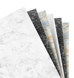 Filofax A5 Marble Plain Paper Refill For Notebook