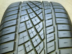 Continental Extremecontact Dws 06 205 55zr16 91w Used Tire 8 9 32 210429