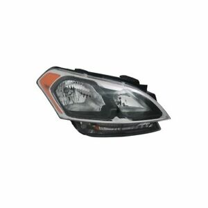 Tyc 20 12733 00 1 Right Headlight Assembly For Kia Soul Ki2503152
