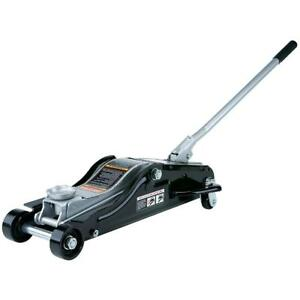 Craftsman 2 1 2 Ton Low Profile Steel Floor Jack