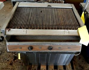 Used Electric Char broiler