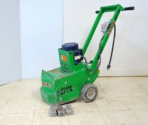 Edco Sec Electric Single Head Disk Concrete Floor Grinder Planer 1 5hp Sec 1 5l