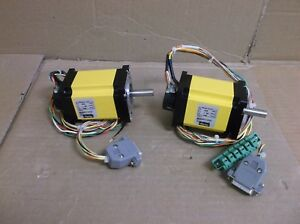 Be232dj nfon Parker Compumotor Demo Be Series Rotary Servo Motor Be232djnfon