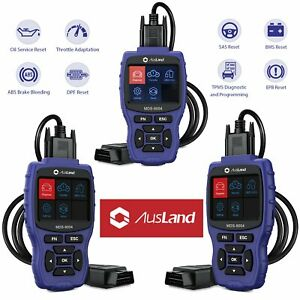 Ausland 9004 Obdii Diagnostic Scanner Epb Sas Bms Dpf Abs Srs At Oil Reset Tool
