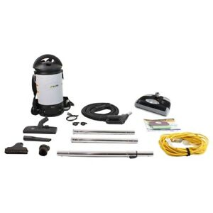 Sierra Backpack Proteam Commercial Vacuum With 32mm Tools And Electric Power