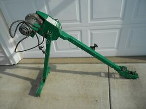 Greenlee Ut 2 Tugger Cable And Wire Puller