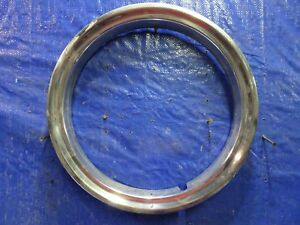 1988 1999 Chevy Gmc 1500 15 Inch Steel Wheel Trim Ring Beauty Ring