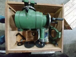 Meca Indexing Dividing Head W tailstock Made In Spain george s Tool s