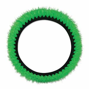 Oreck Commercial Orbiter All surface Brush 12 Inches Dia Green