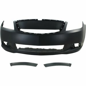 Front Bumper Cover Kit For 2010 2013 Buick Lacrosse Cx Touring Models W Valance