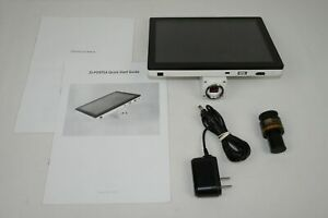 Microscope Digital Camera 9 7 Lcd Tablet Wi fi Image Capture record W Adapter