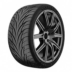 Federal Ss 595 205 40r17 80v Bsw 4 Tires