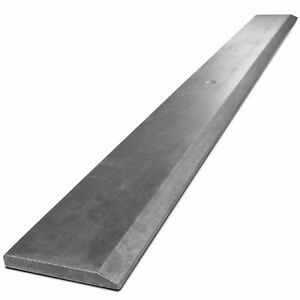 Titan 66 Bucket Cutting Edge Hardened 1055 Carbon Steel 1 2 3 4 5 8
