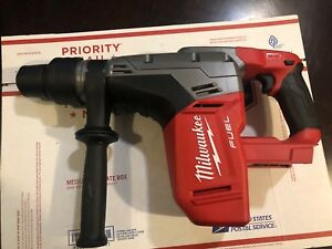 Milwaukee 2717 20hd M18 Fuel 1 9 16 Sds Max Hammer Drill tool Only