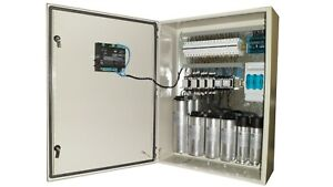 Automatic Capacitor Bank For Power Factor Correction 50 Kvar