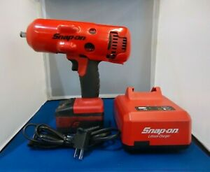 Snap On Ct8850 18 V 1 2 Cordless Monsterlithium Impact Wrench