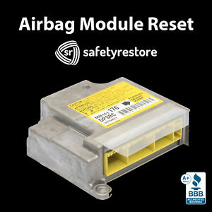 Srs Airbag Computer Control Module Reset 98820 28556 Crash Data Removal 24hr