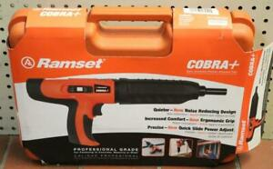New itw Ramset Cobra 27cal Professional Semi auto Powder Actuated System Tool