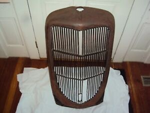 1936 Ford 1 2 Ton Pickup Truck Grille