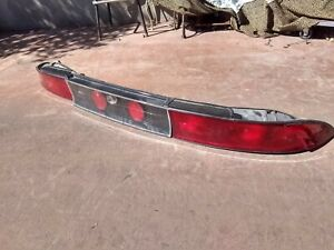 1995 1998 Mitsubishi Eclipse Left Center And Right Tail Lights