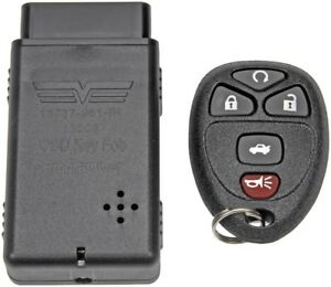 Key Fob Fits 2007 2007 Saturn Aura Dorman Help