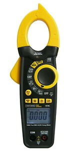 Craftsman Proseries 1000a Ac Dc True Rms Clamp Meter Tester Leads With Case Tool