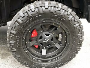 Used 20 Wheels Rock Star 3 With Tires