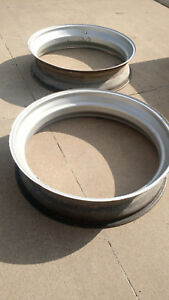 Farmall Ih Tractor Rims 9 x38 Wheels One Set Of Two