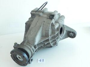 2003 Mercedes Ml500 Rear Differential Carrier Assembly Shell A1633500514 085 41