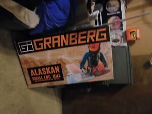 Granberg Chain Saw Mill Model G777 Nib