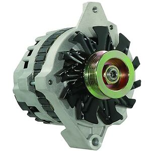 Alternator Fits 1987 1987 Pontiac Firebird Acdelco Professional