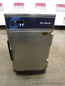 Alto Shaam 500 s 1 2 Height Insulated Mobile Heated Cabinet