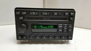 2003 2004 Ford Explorer Mountaineer Factory Oem Used Radio 6 Disc Receiver 1289
