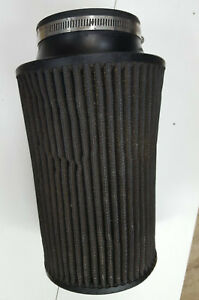 C L Universal Performance Air Filter Conical 4 Inch Inlet Washable K N Style