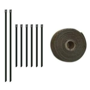 Mishimoto Titanium Heat Wrap Set Titanium Heat Wrap Set mmtw 235
